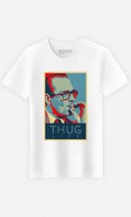 T-Shirt Chirac Thug Life