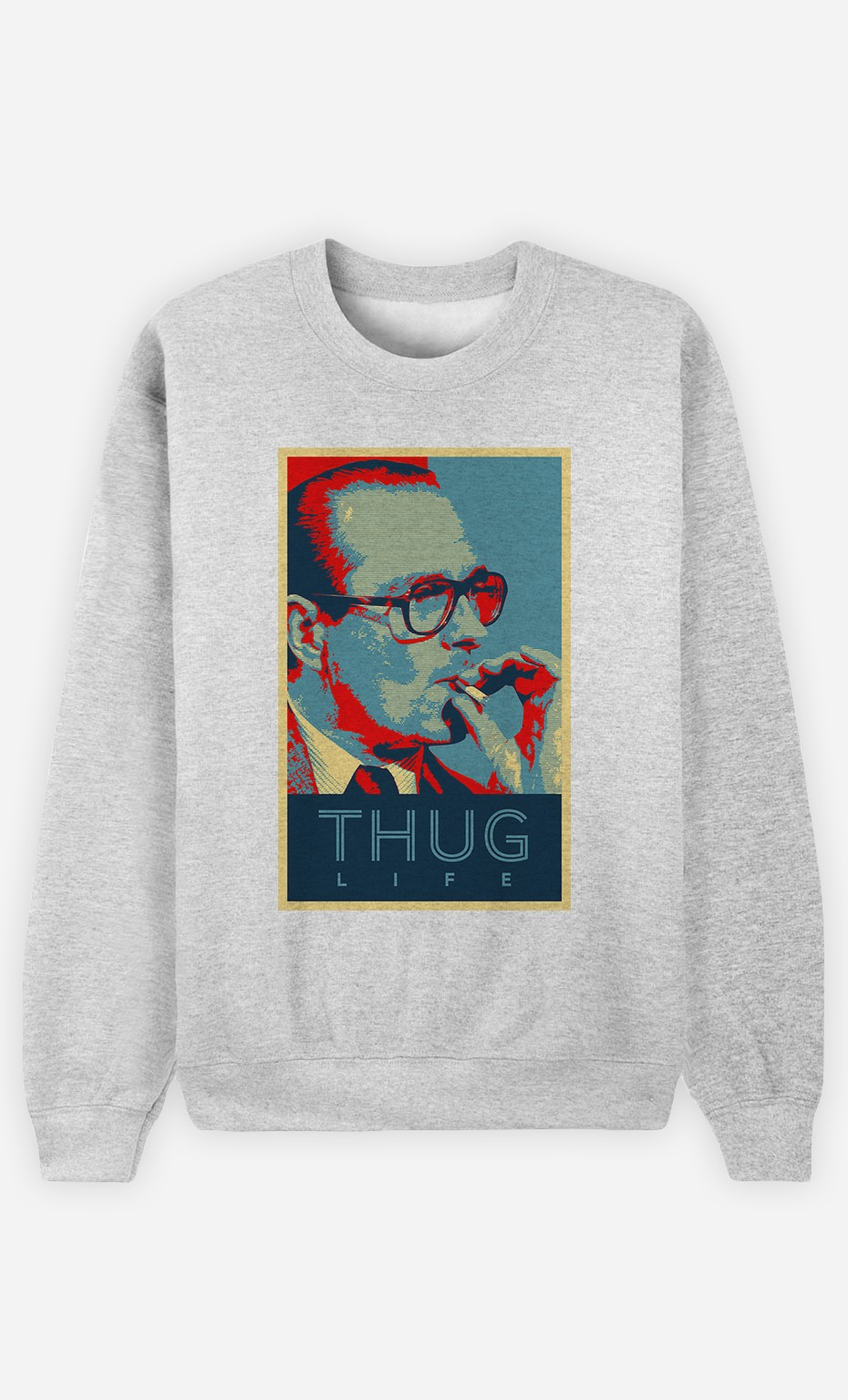 Sweat Chirac Thug Life