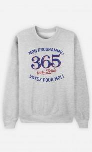 Sweat Votez Pour Moi