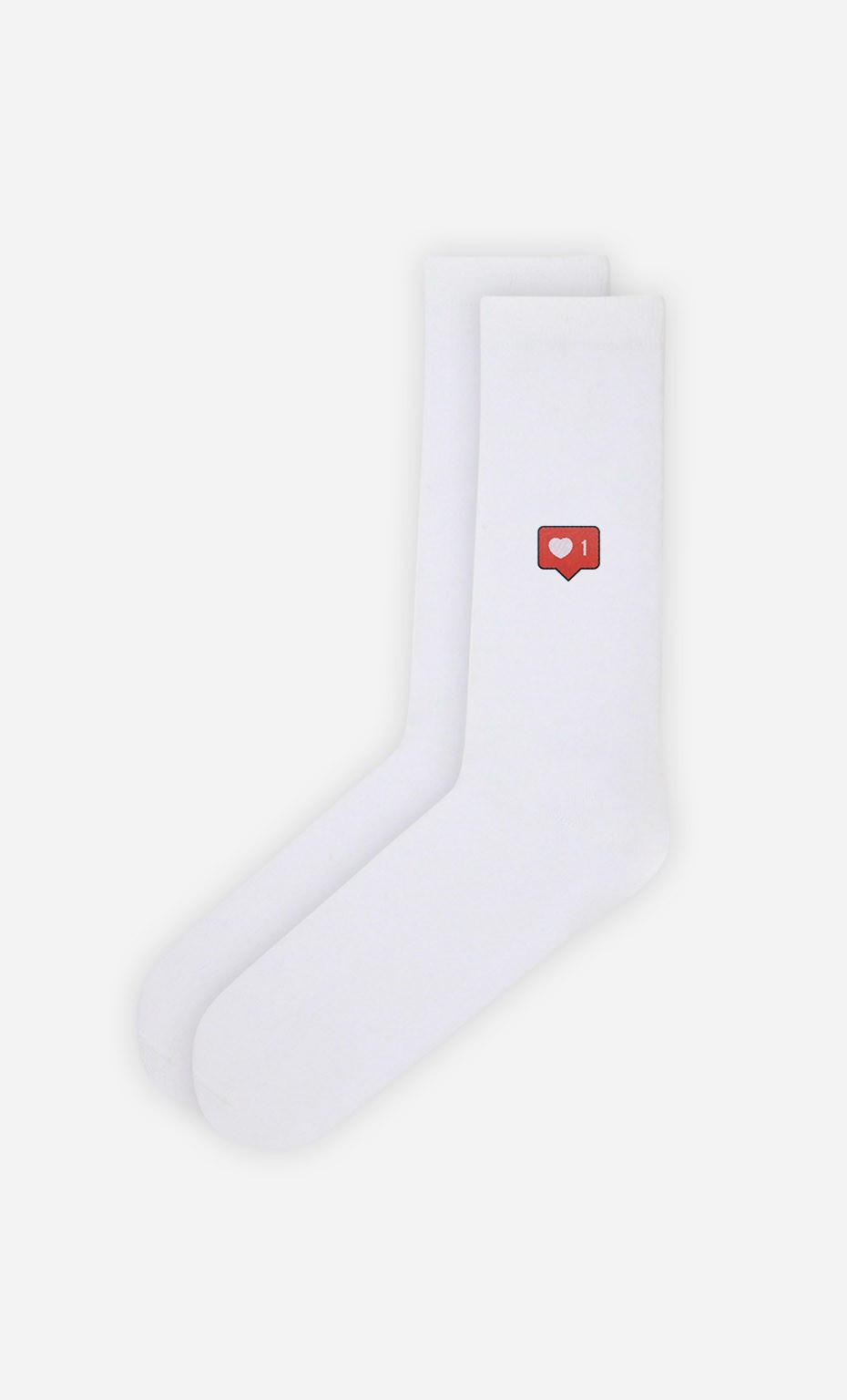 Chaussettes Blanches Instagram