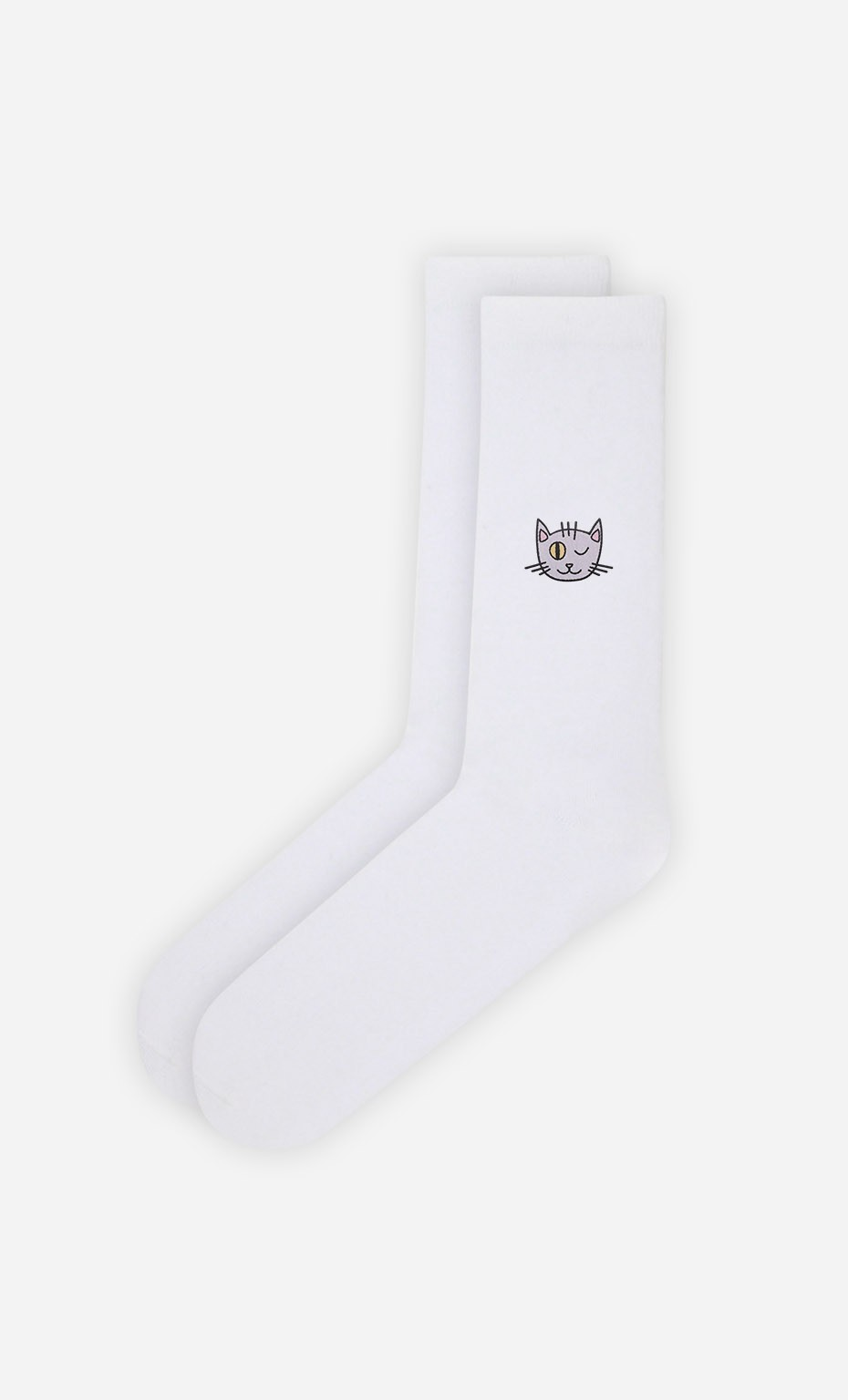 Chaussettes Blanches Wink Wink