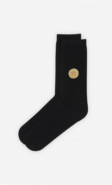 Chaussettes Noires La Rondelle