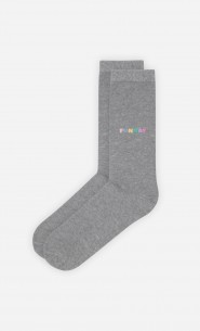 Chaussettes Grises Funday