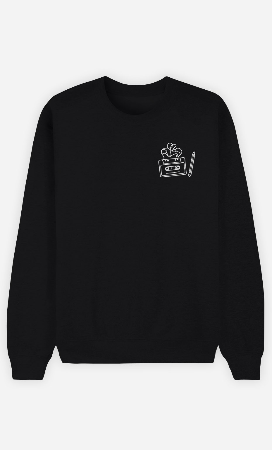 Sweat Noir K7