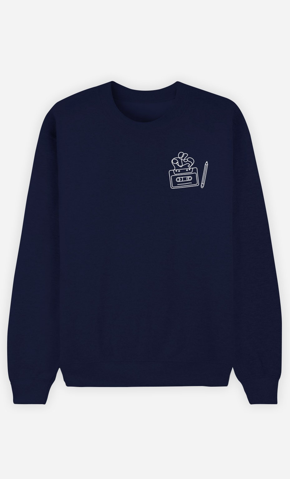 Sweat Bleu K7