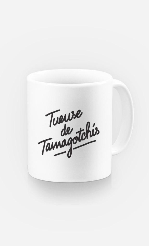 Mug Tueuse de Tamagotchis