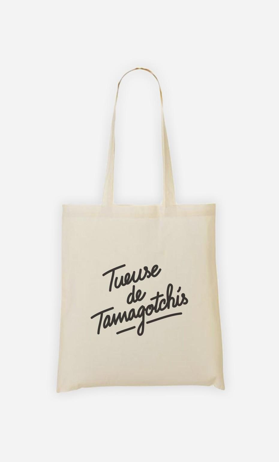 Tote Bag Tueuse de Tamagotchis