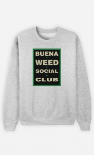 Sweat Buena Weed Social Club