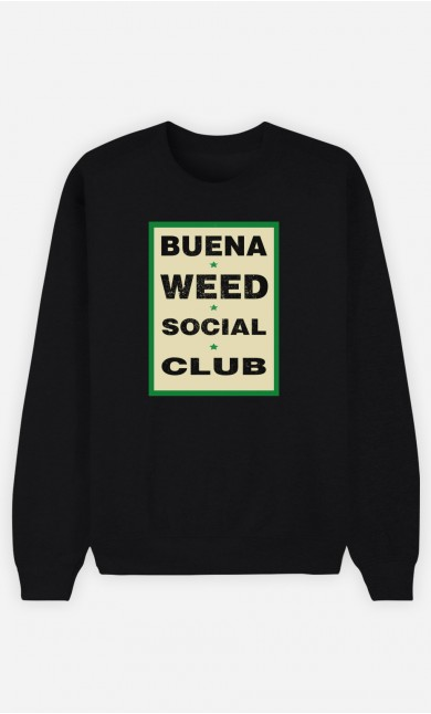 Sweat Noir Buena Weed Social Club