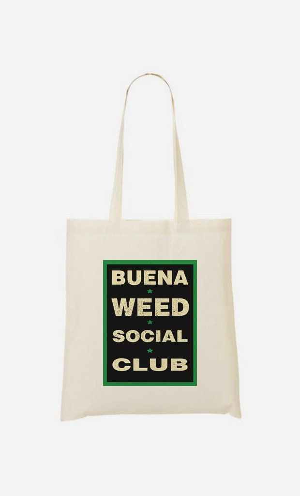 Tote Bag Buena Weed Social Club