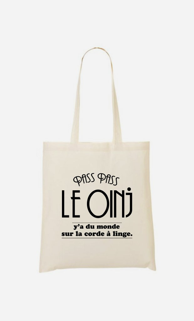 Tote Bag Pass Pass le Oinj