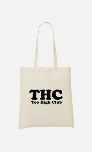 Tote Bag Too High Club