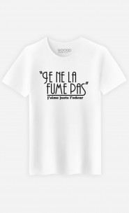 T-Shirt J'aime Juste l'Odeur