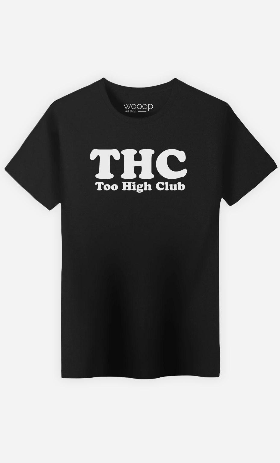 T-Shirt Too High Club