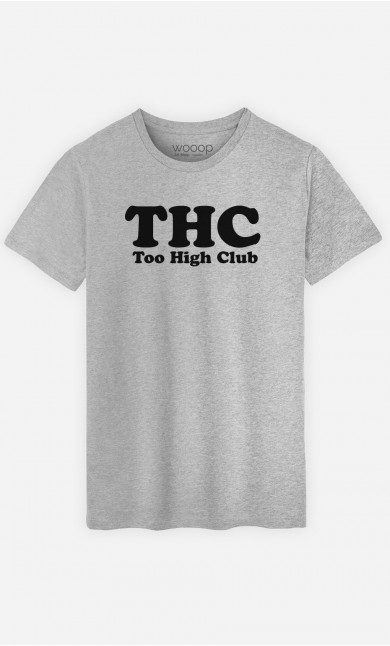 T-Shirt Too High Club