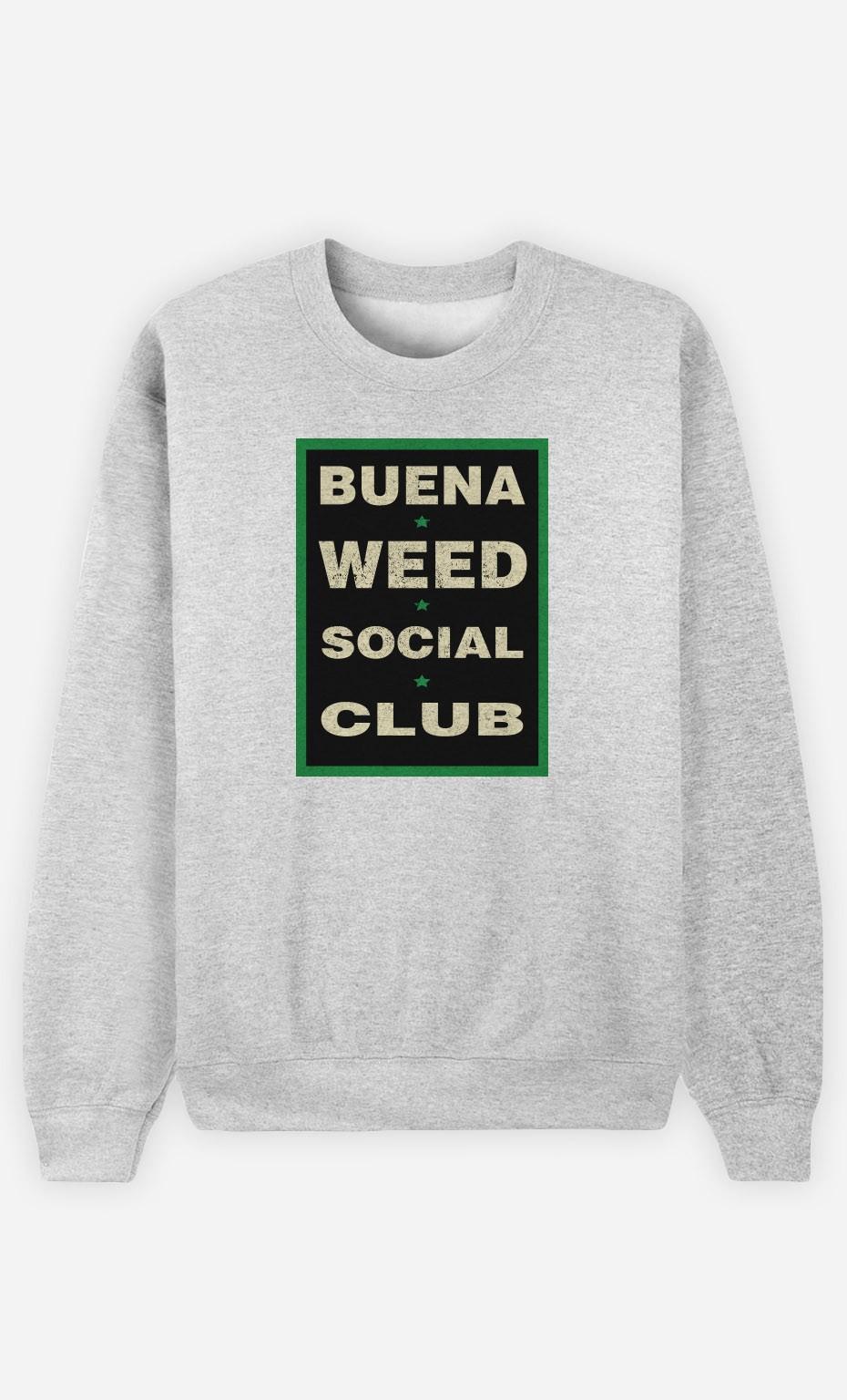 Sweat Buena Weed Social Club