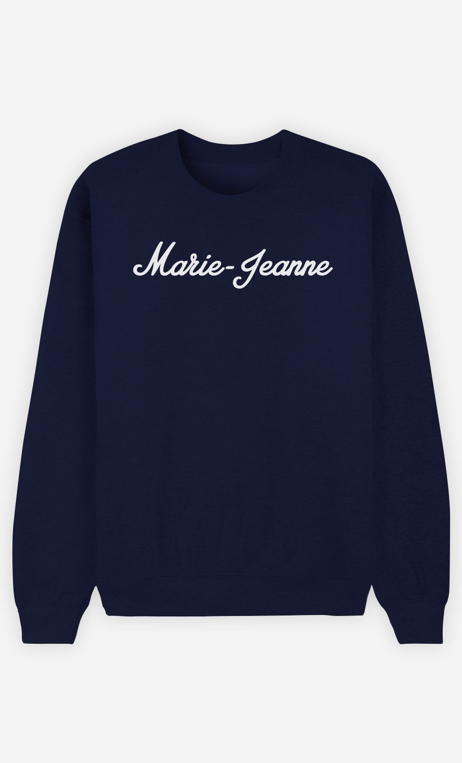 Sweat Bleu Marie-Jeanne
