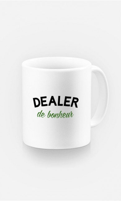 Mug Dealer de Bonheur