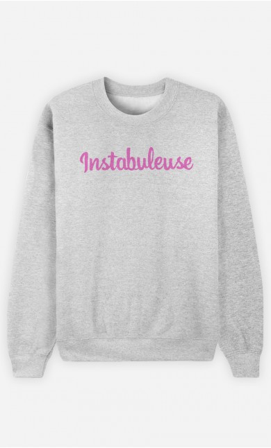 Sweat Instabuleuse Pink