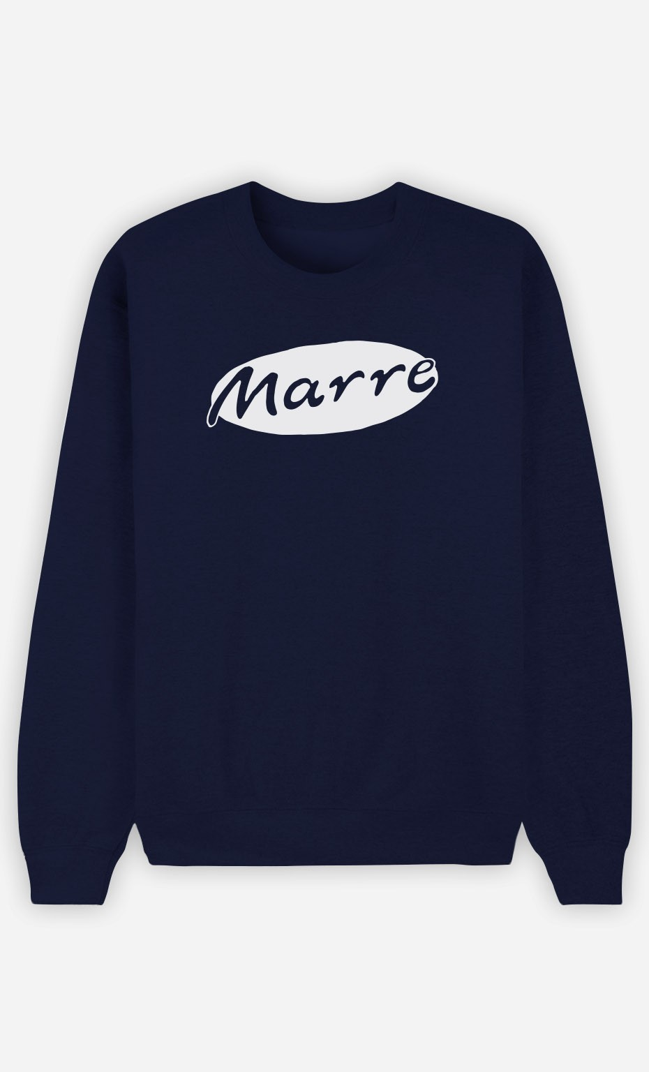 Sweat Bleu Marre