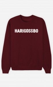 Sweat Bordeaux Harigossbo