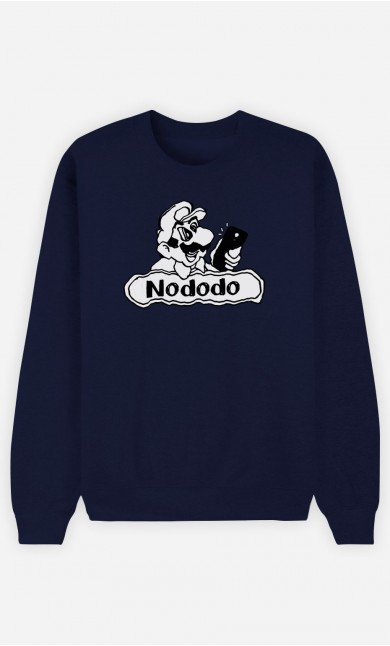 Sweat Bleu Nododo