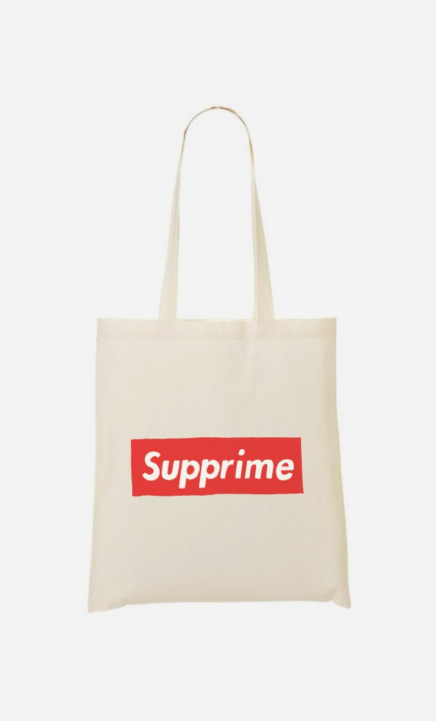 Tote Bag Supprime