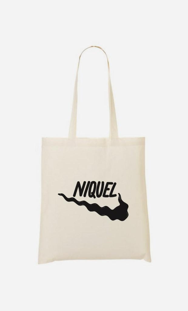 Tote Bag Niquel