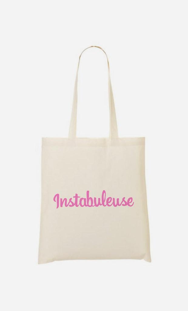 Tote Bag Instabuleuse Pink