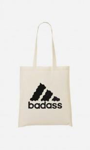 Tote Bag Badass