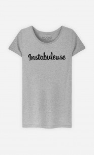 T-Shirt Instabuleuse