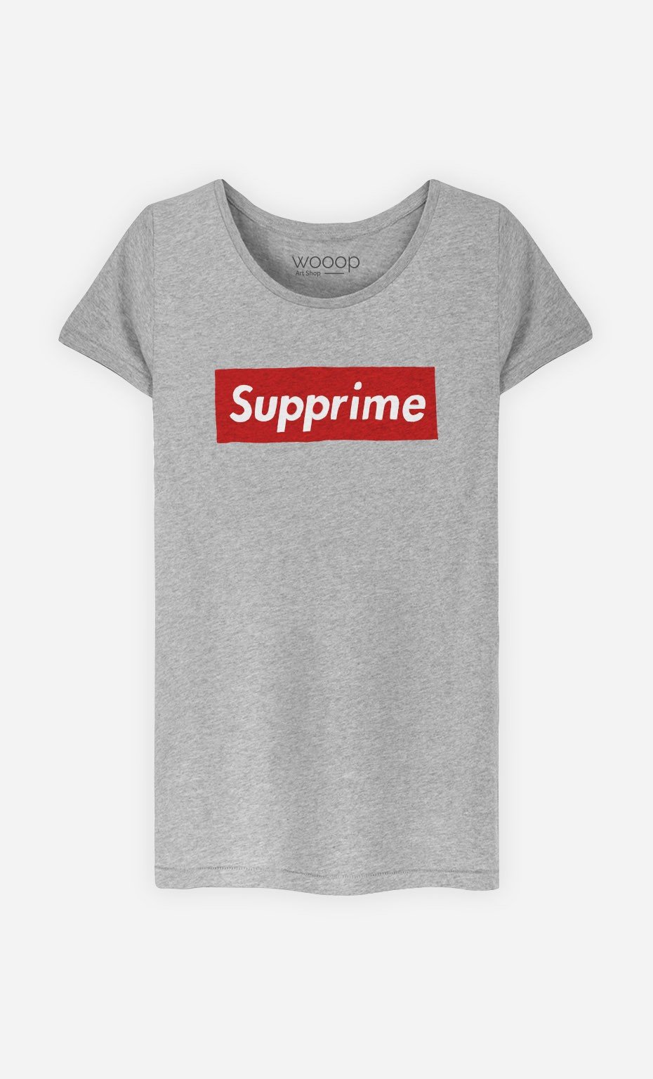 T-Shirt Supprime