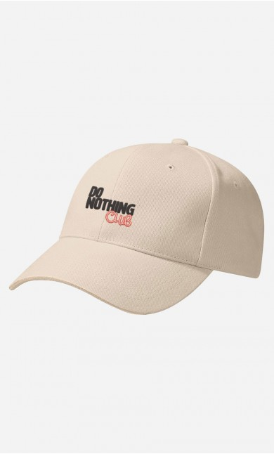 Casquette Do Nothing Club