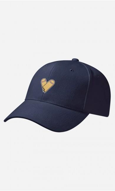 Casquette Broken Skate Heart