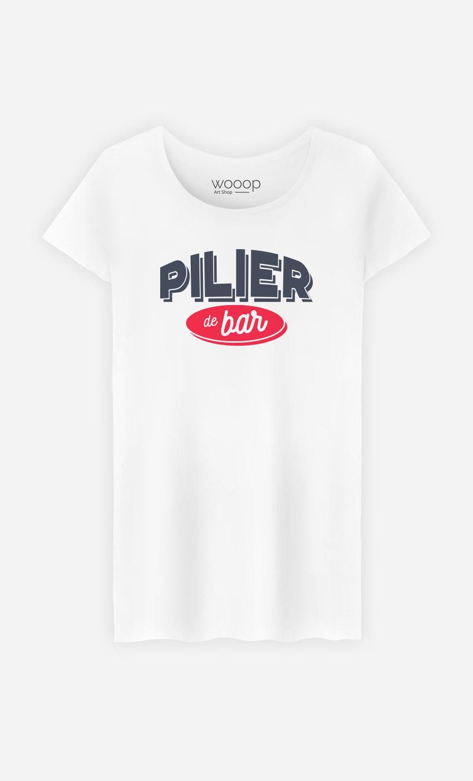 T-Shirt Pilier de Bar