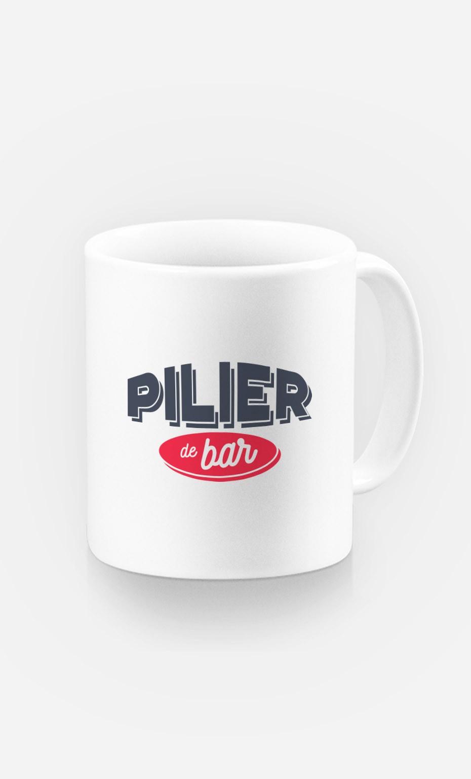 Mug Pilier de Bar