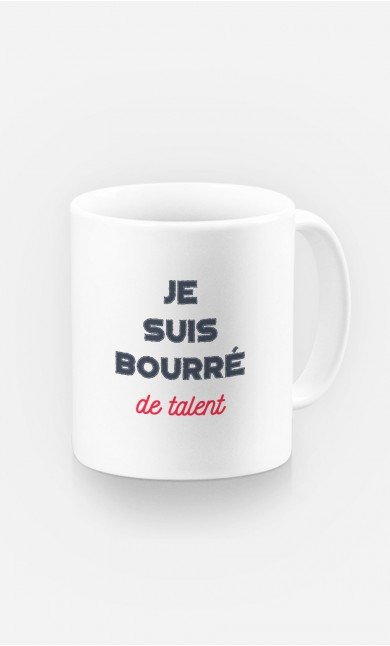 Mug Bourré de Talent