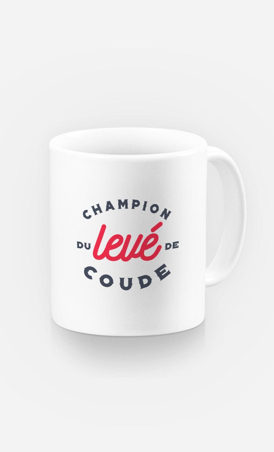 Mug Champion Levé de Coude