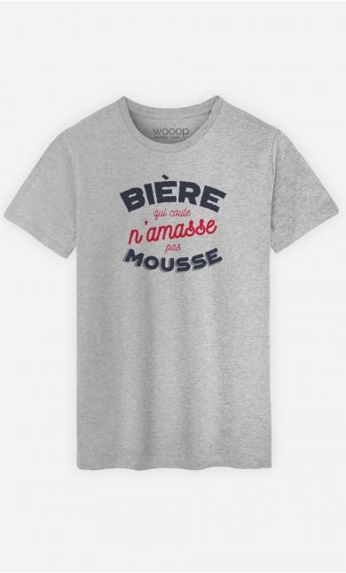 T-Shirt Bière qui Coule