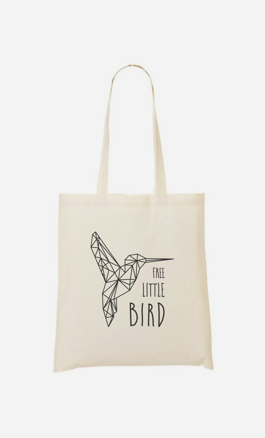 Tote Bag Free Little Bird