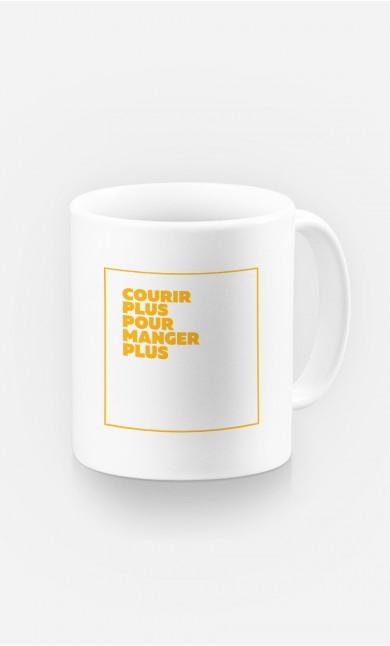 Mug Courir Plus Manger Plus