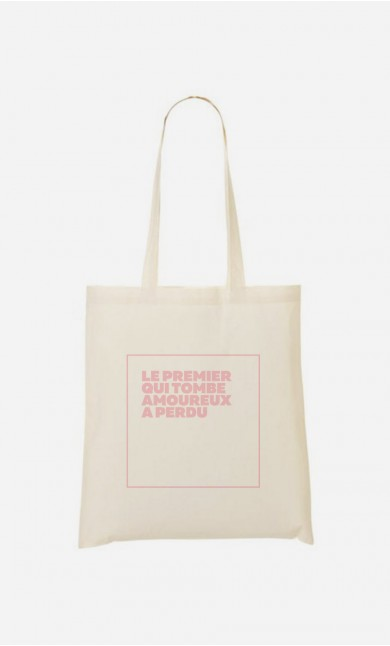 Tote Bag Le Premier a Perdu