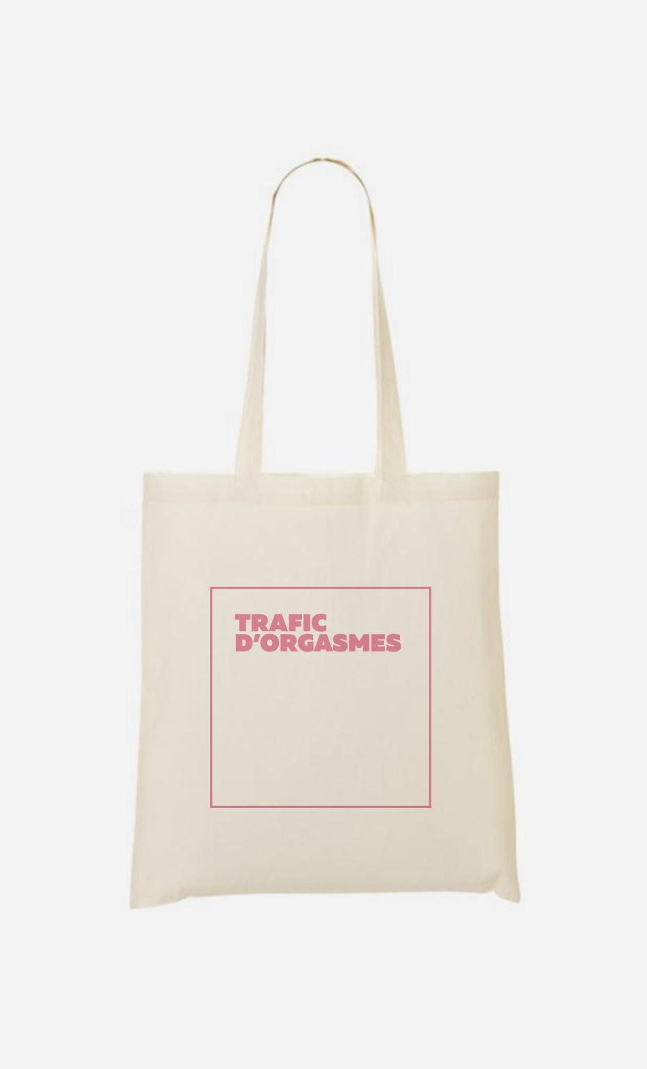 Tote Bag Trafic D'Orgasmes