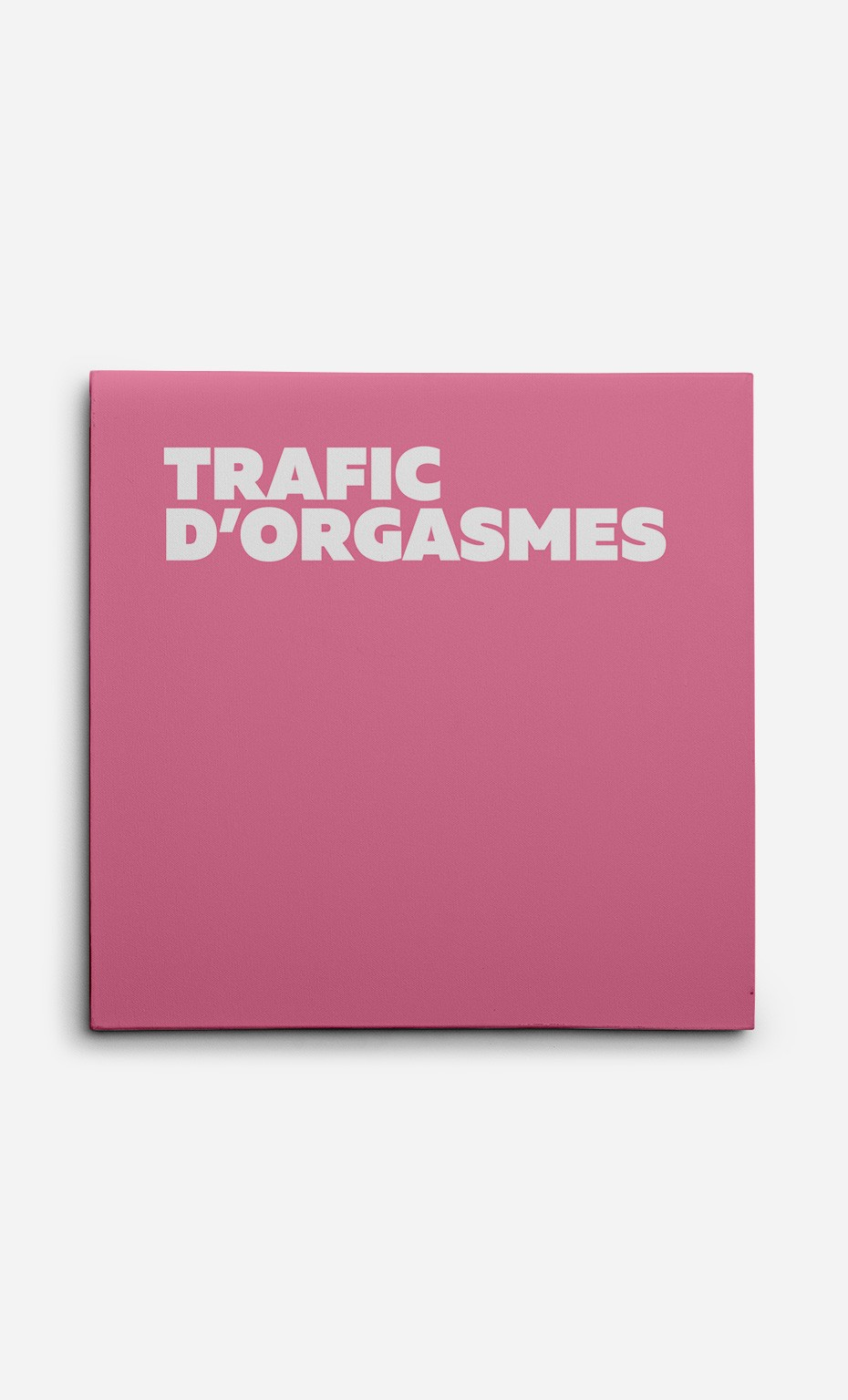 Toile Trafic D'Orgasmes