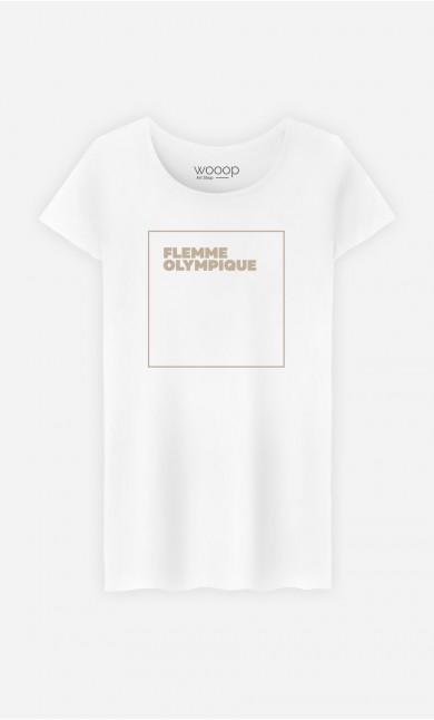 T-Shirt Flemme Olympique