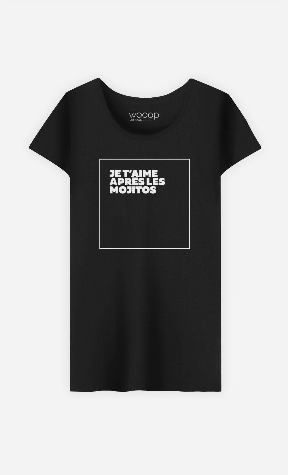 T-Shirt Après les Mojitos