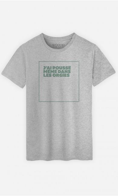 T-Shirt Mémé Dans les Orgies