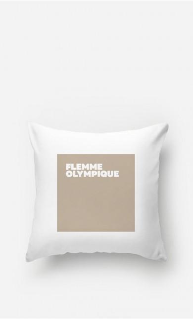 Coussin Flemme Olympique