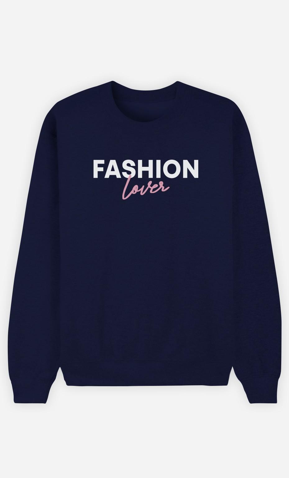 Sweat Bleu Fashion Lovers