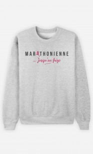 Sweat Marathonienne